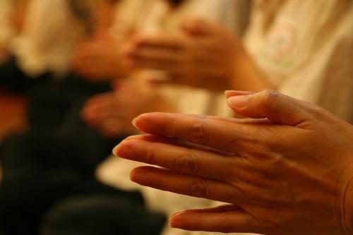 【課程分享】接受祝福的左手肘 ∼曾寶珊 夜間部