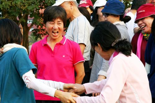 【同圓分享】虎豹小霸王∼林秀梅/志工/曾罹患卵巢癌