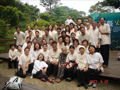 2007年4月基礎班記錄 ~許慧娟